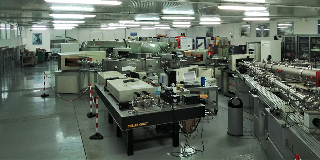Lab in the Department of Math and Physics